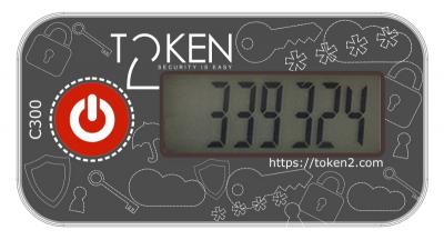 Token2 C300 programmable keyfob token [pre-order]